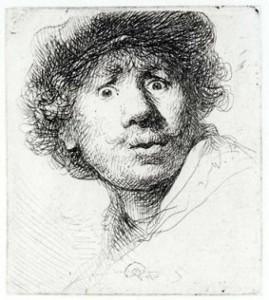 rembrandzelfportret